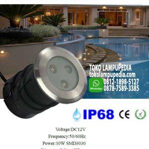 lampu underwater led 10w