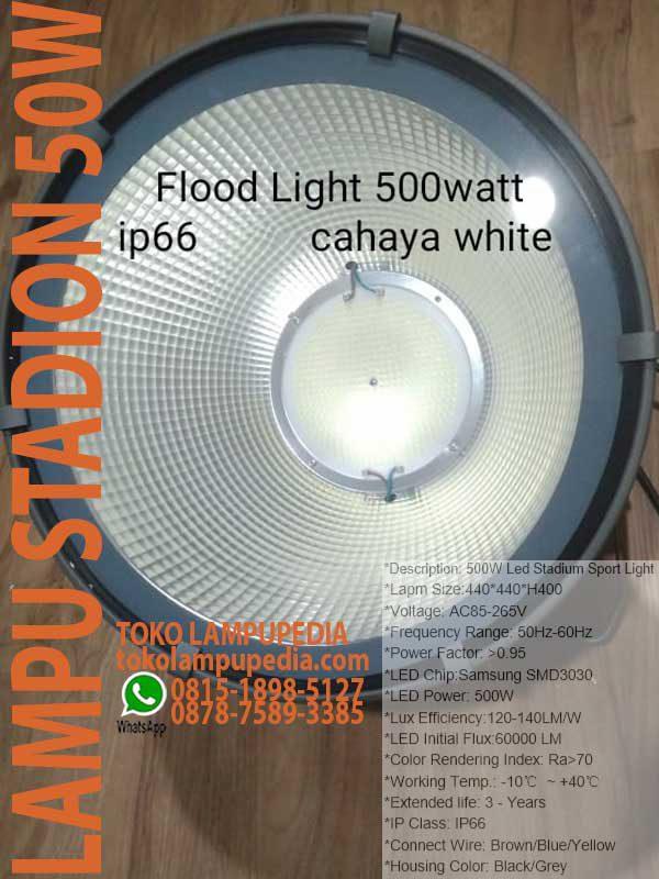 lampu stadion 500w