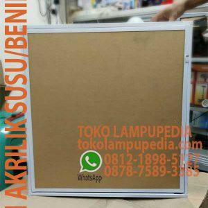 lampu tki 3x18w akrilik