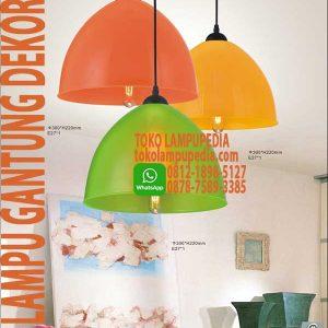 lampu gantung dekorasi minimalis