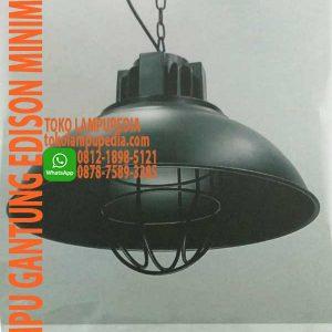 lampu gantung minimalis edison
