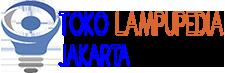 logo toko lampupedia