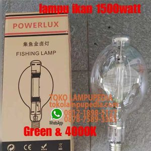 lampu ikan 1500 watt