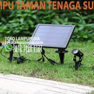 lampu garden solar cell