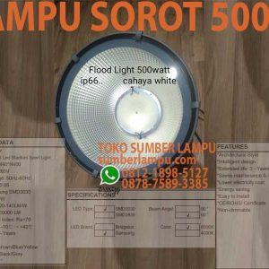 lampu sorot stadion 500w