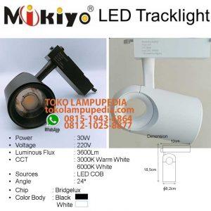 lampu tracklight merk mikiyo