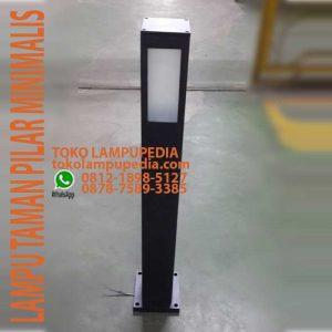 lampu pilar minimalis