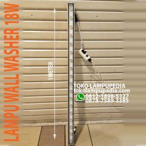 lampu wall washer led
