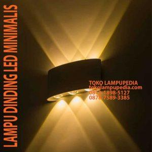 lampu dinding minimalis