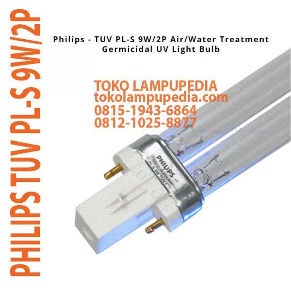 lampu uv philips 9w