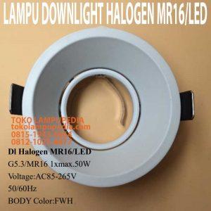 lampu downlight halogen led