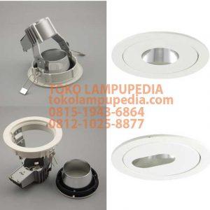 lampu downlight pinhole oval